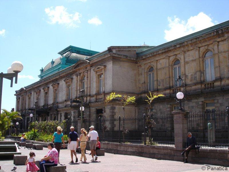 Národní divadlo v San José